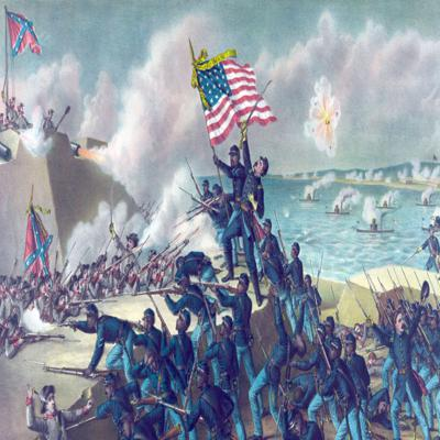 Ep5 the battle of Atlanta and the Siege of Vicksburg