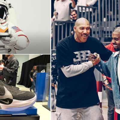 How The Self-Lacing Nike Adapt BB Will Shape The Future of Sneakers, Kanye West and Lavar Ball 👀