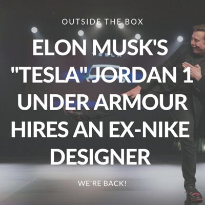 Elon Musk's 1-of-1 Air Jordans Say A LOT About The Future of Tesla Releases