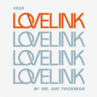 Cover art for Ep 25 —Ari Tuckman, PhD — ADHD in Relationships