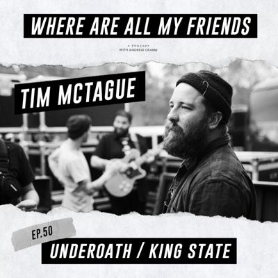 Cover art for Tim McTague (Underoath / King State)
