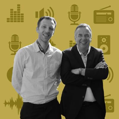 Cover art for #GolfHealthWeek Podcast Special - Dr Roger Hawkes & Dr Andrew Murray, The Golf & Health Project