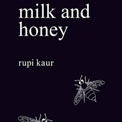 Cover art for Reppin Real Bookcast w/ Roman Newell - Milk and Honey by Rupi Kaur