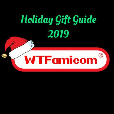 Cover art for Episode #18 - Holiday Gift Guide 2019