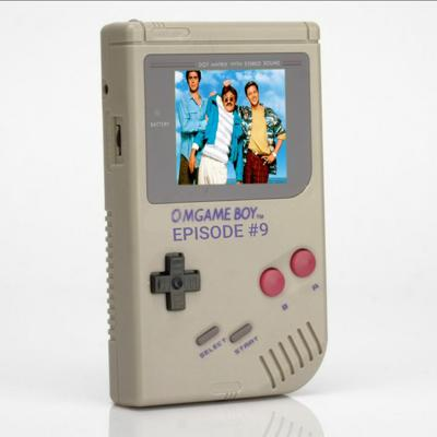 "OMGame Boy mini-cast: Epsiode #9 ""Wii-kend at Bernie's"""
