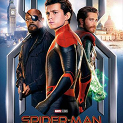 Cover art for Spider-Man: Far From Home