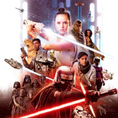 Cover art for Star Wars: Rise of a New Skywalker: Part I