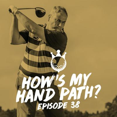 Cover art for 38. Alistair Davies explains how you can fix your swing today