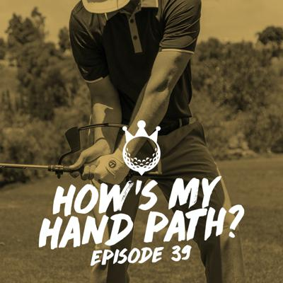 Cover art for 39. Monthly mailbag & how 'the Watson Hanger' will save your clubface!