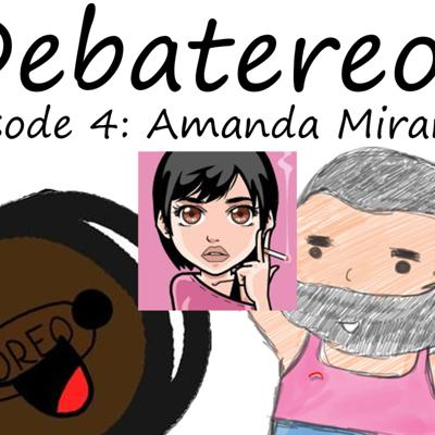 Cover art for Episode 4: YouTube Tea with Amanda Miranda