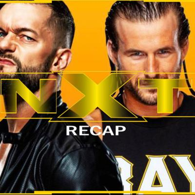 Cover art for WWE NXT REVIEW: SUPER TUESDAY II ADAM COLE VS FINN BALOR FOR THE NXT CHAMPIONSHIP