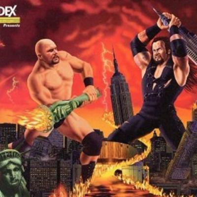 Cover art for WWE SUMMERSLAM 1998 WATCHAL0NG