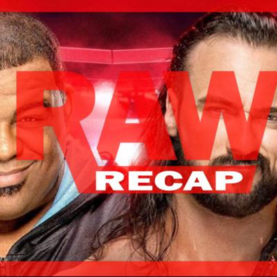 Cover art for WWE RAW REVIEW: THE GO HOME SHOW BEFORE THE CLASH OF CHAMPIONS