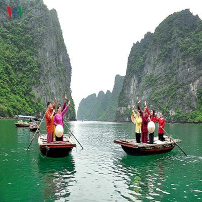 Cover art for Livelihood and cultural preservation of Ha Long floating villages