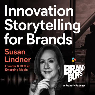 Cover art for #2 Explore Innovation Storytelling with Susan Lindner from Emerging Media Inc