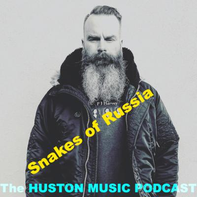 Cover art for SNAKES OF RUSSIA