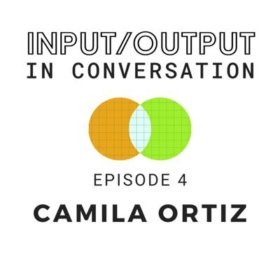 Cover art for Camila Ortiz