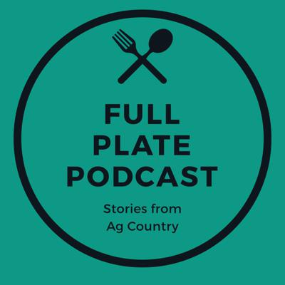 Cover art for An introduction to the Full Plate podcast.