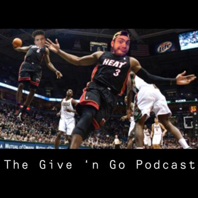 Cover art for The Give 'n Go Podcast presented by BagADonutsSports: Episode 1 - MVP, Lakers, Luka & More