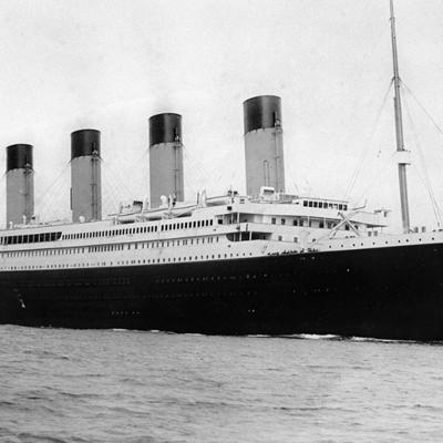 Cover art for All About The RMS Titanic