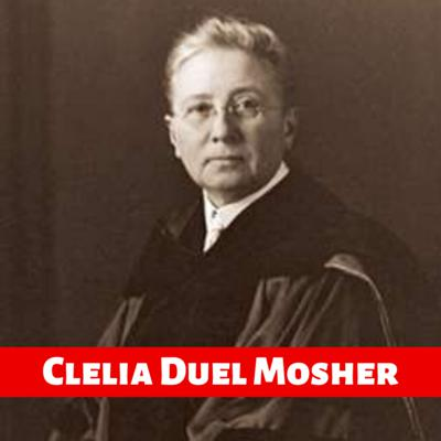 Cover art for Boss of Her Body: Clelia Duel Mosher