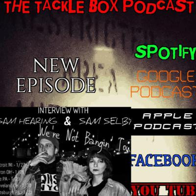 Cover art for the tackle box episode 2