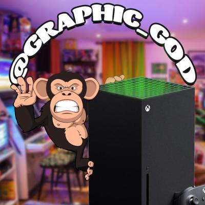 Cover art for Creator Feature 5: The Graphic God