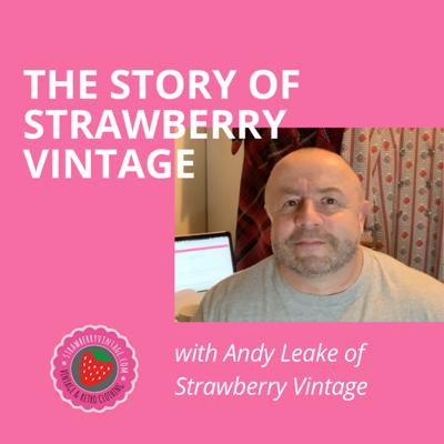 Cover art for The Story of Strawberry Vintage