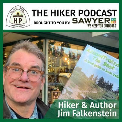 Cover art for Hiker and Author Jim Falkenstein | The Hiker Podcast Episode 9