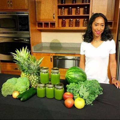 Cover art for You Got the Juice Now: Holistic Health Coach Melise Frazier Builds an Empire after a Health Scare