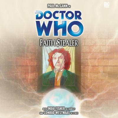 Cover art for Episode 25 - FAITH STEALER (8th Dr, Charley, C'Rizz) Discussion With Chris Thompson From Eaglemoss Hero Collector