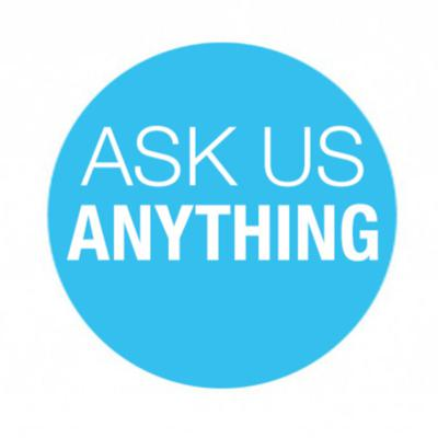 Cover art for Ask Us Anything! #2