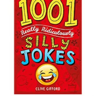 Cover art for Unboxing the joke book.