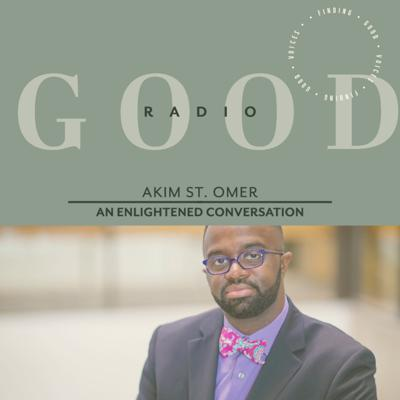 Cover art for finding good voices: akim st. omer (@diversemind)