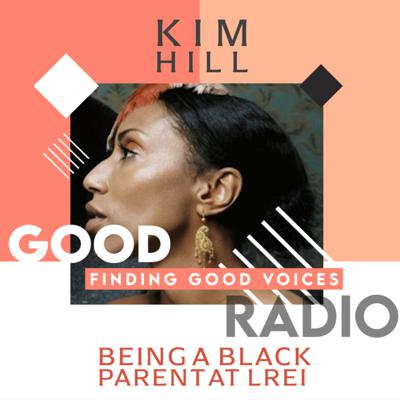 Cover art for finding good voices: kim hill (@alwayskimhill)