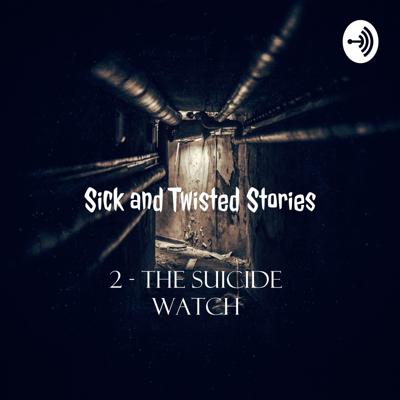 Cover art for #2 - The Suicide Watch