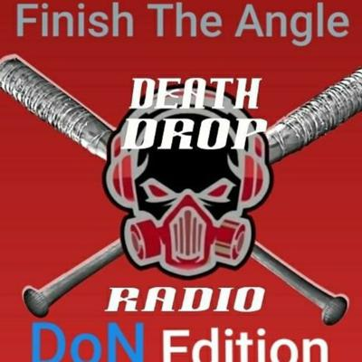 Cover art for Finish the Angle:Double or Nothing edition