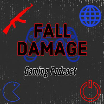 Cover art for Fall Damage Gaming Podcast: Gaming News and Reports