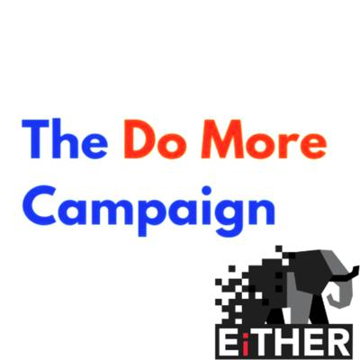 Cover art for #BeHerd - The Do More Campaign