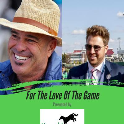 Cover art for Episode 3-1: A Breeders' Cup Dynamic Duo - Peter Miller & Brian Trump