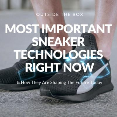 Cover art for The Most Important Sneaker Technologies Shaping the Future Right Now