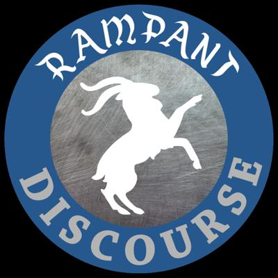 Join the Rampant Discourse crew as they discuss and debate a multitude of topics, including: Politics, Gaming, Technology, Personal Finance, Parenting, and much more.