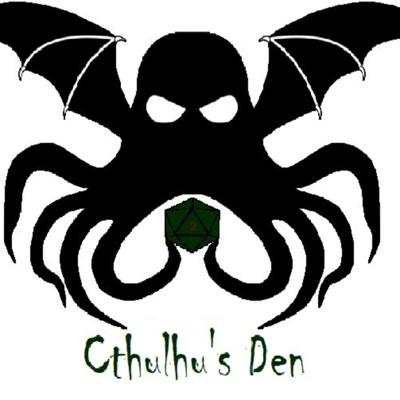 We are a group of friends who enjoy playing tabletop games and always have a blast doing so. With that in mind, we decided to share our love of Dungeons and Dragons and the laughter while playing with the world and start a podcast. New episodes every Friday. Also, check us out at cthulhusden.wordpress.com.