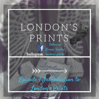 London's Prints the memoir is a mother's story about finding love after loss. The podcast series is a audible version of the book as each chapter topic will be featured as the discussion. Tune in as the author digs deep into each chapter providing more insight to her reality at the time and motivation behind the chapters . The podcast gives listeners a front row seat to the authors experience raw and uncut. Tune in for discussions, question/answer sessions and guest speakers.  Grab a copy of the memoir to follow the topics discussed in this podcast by clicking the links below:  www.amazon.com  Support this podcast: https://anchor.fm/kieona-fairley/support