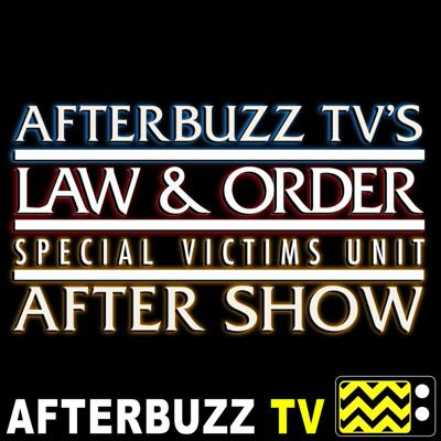In the podcasting world, lack of a podcast about Law and Order SVU is considered especially heinous. With AfterbuzzTV, the dedicated hosts who analyze these incredible episodes are members of an elite squad known as the AFTERBUZZ TV LAW AND ORDER SVU AFTERSHOW PODCAST. These are their stories. DUN DUN.