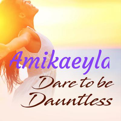 You're being called to a place of healing. If you would like to see people unite and come together, listen to Amikaeyla, for a release, a joy, an expression of self you won't get anywhere else. Here -- you will hear the healing, feel the peace and maybe ... even find your purpose.