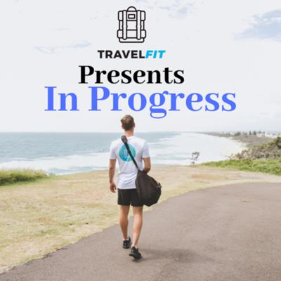 """Listen in to TravelFits new Podcast """"In Progress"""" Founder of TravelFit Chris Walker interviews people from Small Business Entrepreneurs to Worldwide Celebrities, helping you understand what it takes to be successful and how Travel, Health, Fitness and Having the right Mindset through Self Development can help you create a happy and successful life. If your stuck in business or Life this is the Podcast for you."""