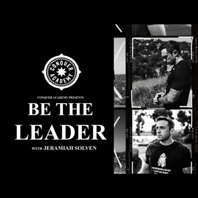 Jeramiah Solven discusses the REAL problems holding people back and teaches what it takes to BE THE LEADER.   Jeramiah is a Leadership and Performance Coach, former U.S. Army Ranger, Infantry Officer, and Entrepreneur.   Topics Include: Leadership Strategies, Overcoming Insecurities, Evolving as a Leader, How to Reach the Top Levels, Goal Setting, Toxic Leadership, Changing Culture, and Winning.   Jeramiah shares how he transformed from being a shy kid to leading hundreds in the military. He created this podcast to bring more good in this world, while helping others achieve their best