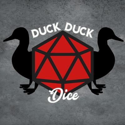 Duck Duck Dice is a weekly Dungeons and Dragons 5th Edition actual play story set in the home brew land known as Amberush.  You can join us every week on Twitch at Twitch.tv/partyfowlgames  Follow us on Twitter @PartyFowlGames