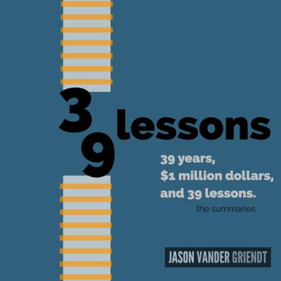 39 Lessons